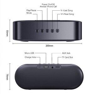 Image 4 - Портативный беспроводной Bluetooth 5,0 динамик 4D стерео звук громкий динамик открытый двойной динамик s Поддержка TF карта/USB накопитель/AUX