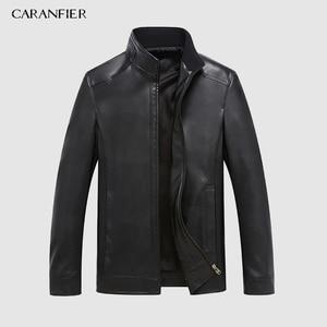 Image 1 - CARANFIER 2019 Kurzarm Männer Kleidung Mode Casual Tops Tees ZH 003