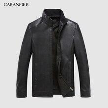 CARANFIER 2019 męska koszulka z krótkim rękawem ubrania moda na co dzień topy koszulki ZH 003