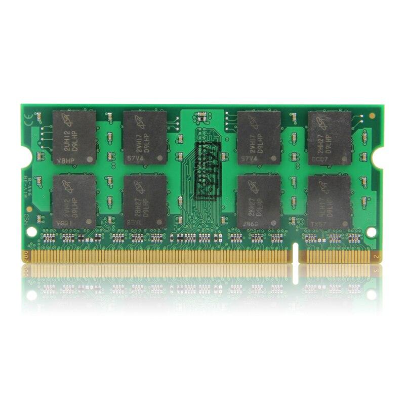 Memoria RAM DDR2 800Mhz 1GB 2GB para portátiles Sodimm Memoria RAM - Componentes informáticos - foto 1