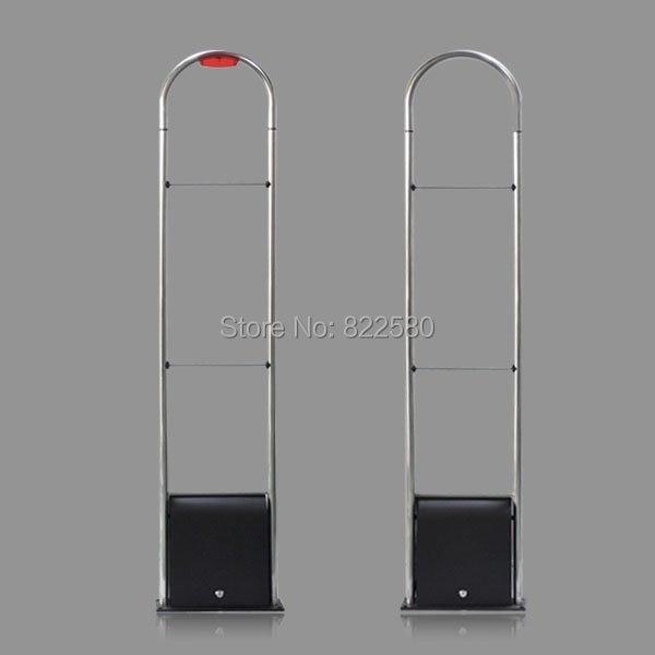 все цены на EAS rf 8.2mhz Shoplifting Gate EAS System RF antenna Transmitter+Receiver 1+1 онлайн