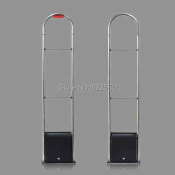 EAS rf 8.2mhz Shoplifting Gate EAS System RF antenna Transmitter+Receiver 1+1 common version eas anti theft system two security doorx2 piece whole set eas system rf8 2mhz shoplifting prevention system