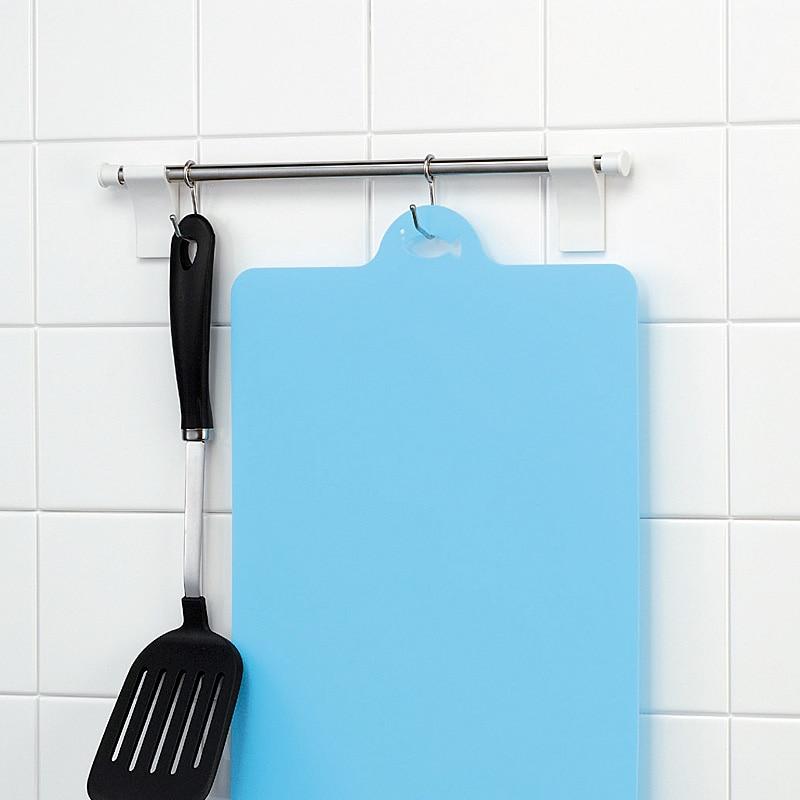 Ultra-thin inomata antibiotic resin soft cutting board plastic classification fruit chopping block