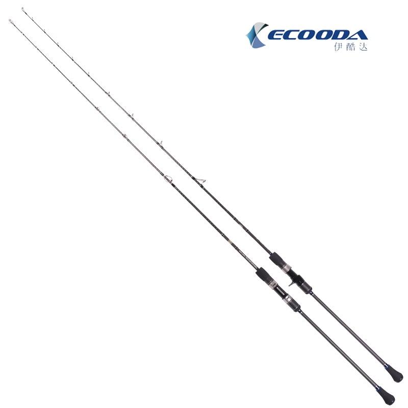 ECOODA slow jigging rod exclusive eunsj Spinning Casting boat rod 1 83 1 91 60 360g