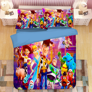 Toy Story Bedding Set Woody Bu