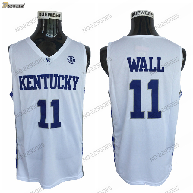 save off 3825b b57d7 cheap john wall kentucky basketball jersey c03a6 96f15