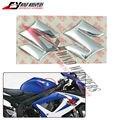 Free Shipping Motorcycle Gas Tank Emblem Fuel Badge Decal Sticker For Suzuki GSX-R 600 750 1000 1300 GSXR600 750 1000 Hayabusa