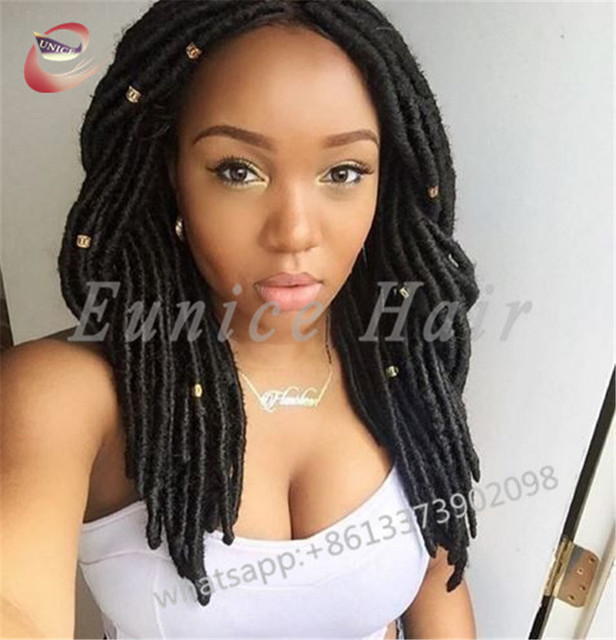 African Black Crochet Braiding Locs Best Curly Hair Products24