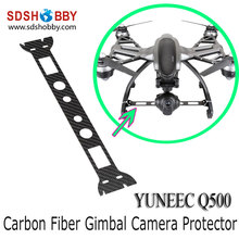 YUNEEC Q500 Full Carbon Fiber Gimbal Camera Protector Camera Protection Frame Anti-collision Crash-proof for Typhoon Q500 Drone