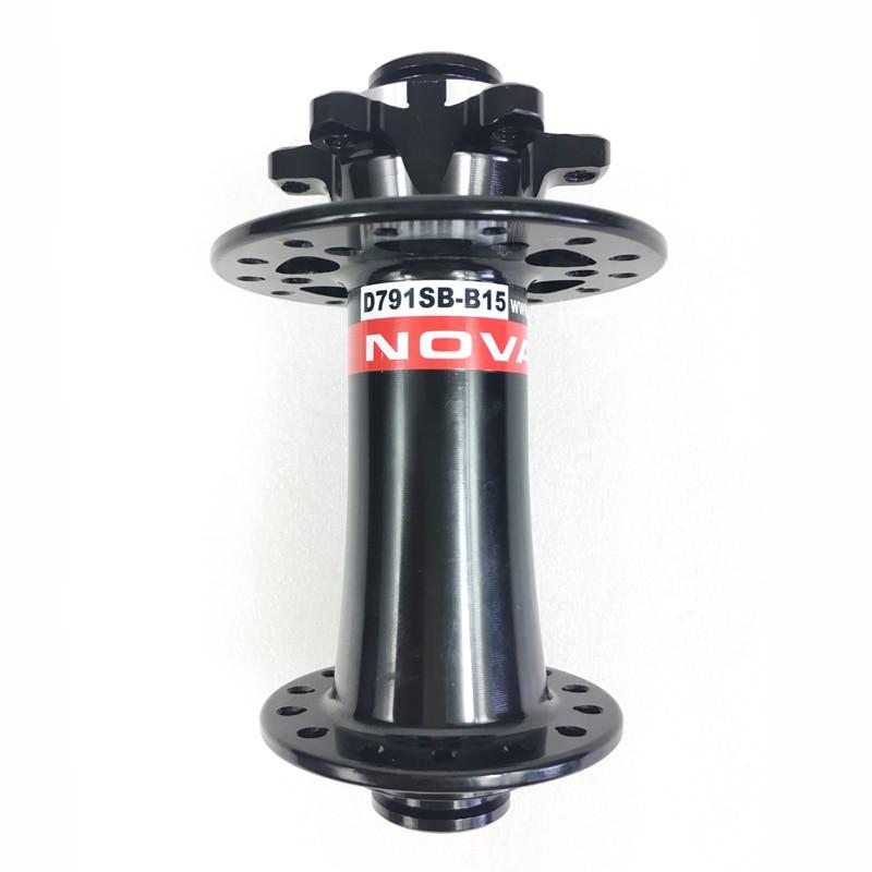 28 32 holes 155g Novatec D791SB B15 boost disc front hub O L D 110mm x