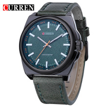 Curren Moda hombres de Cuarzo Relojes Hombre Reloj Ocasional Reloj relojes hombre Reloj de Pulsera Deportivo 8168