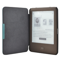 Leather Case For Tolino Vision Ereader Hard Back Cover 1pc Free Shipping