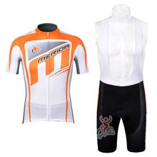 New Team Men bicycle Cycling clothing bike bicycle Breathable Cycling jersey short sleeve/Cycling Sport wear Outdoor Suit