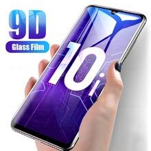 9D מעוקל עבור Huawei Honor 10i 20 30 פרו 10 לייט 9X 8X 8C 8A 8S מגן זכוכית על huwei Honer 30Pro Honor10i מלא דבק זכוכית