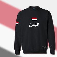 Yemen Yemeni Arabi hoodies men sweatshirt sweat suit hip hop streetwear footballer sporting tracksuit nation country YEM Islam