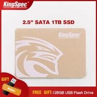 KingSpec 2,5 дюймов SATAIII 1 ТБ SSD 500 Гб внутренний жесткий диск 512 ГБ SSD P3 1TB HDD HD для настольных компьютеров ноутбук сервер планшеты ПК