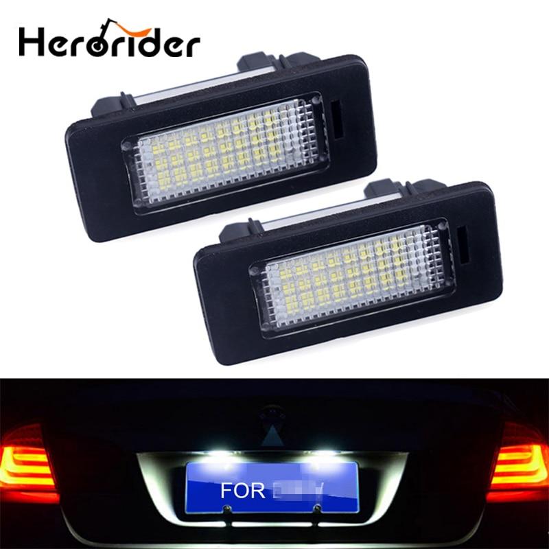 BMW E70 E53 X5 NUMBER PLATE LED BULBS CANBUS NO ERROR FREE 12 LED XENON LIGHTS