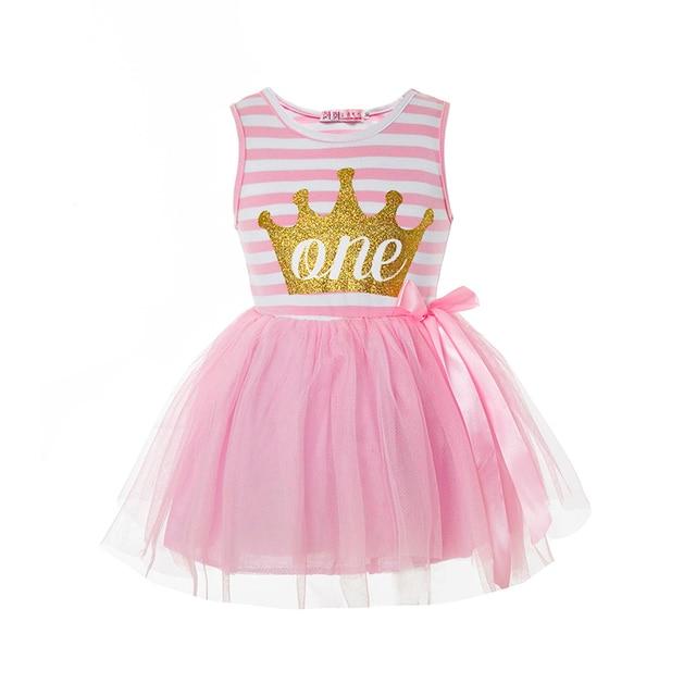 Increíble Vestido De Partido Del Bebé Imagen - Ideas de Estilos de ...