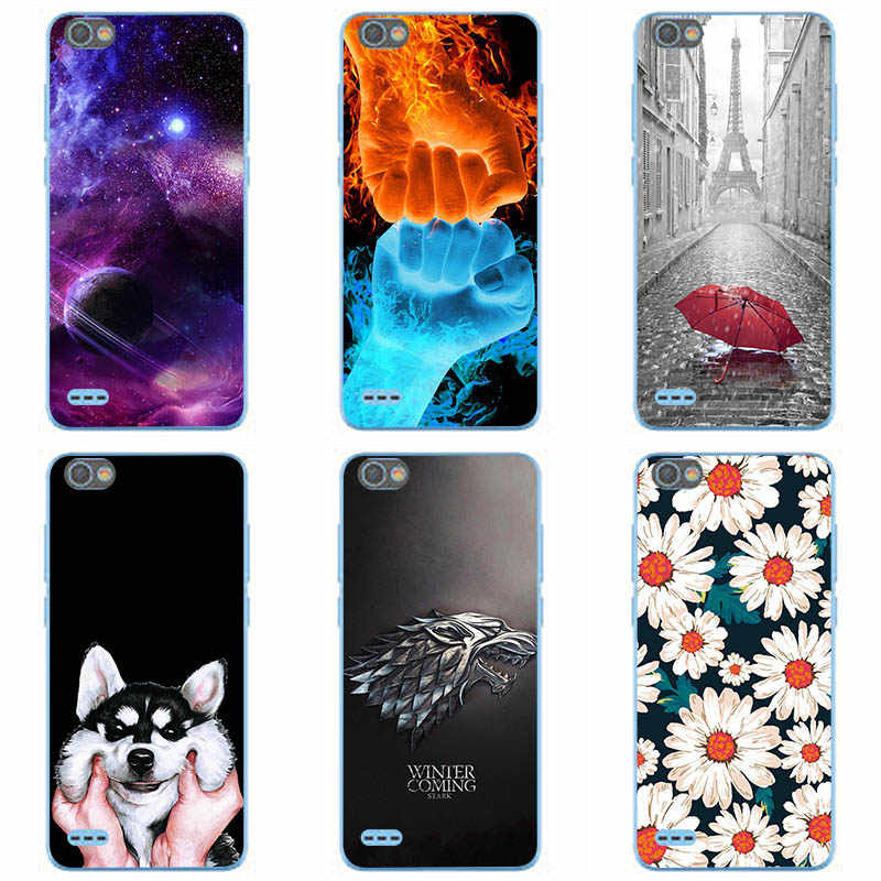 Soft silicone Cover Cases For Tecno F3 pop 1 Silicone