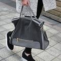 Cecelia Europe Style Winter Fashion Handbags New Handbags Sense Matte Wax Bag Shoulder Bag Diagonal Package Shoulder Bag