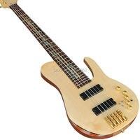 High quality custom custom electric guitar bass guitar new tiger free shipping
