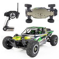 Wltoys A929 1 8 120A Brushless 4WD 2 4GHz 80KM H Desert Rc Truck Random Color