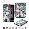 New Model Luxury Elegant Smart Case For Amazon Funda Kindle Paperwhite 1 2 3 6inch Magnetic
