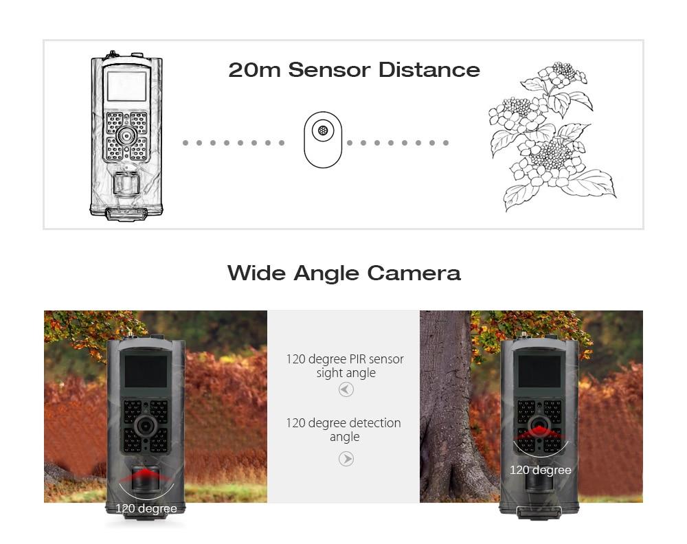 Smtp caça trail camera 3g mms sms