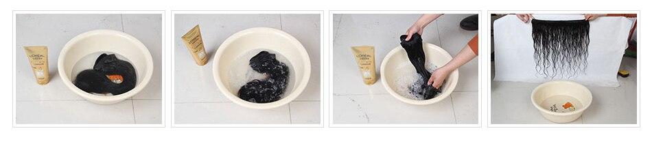 Three Bundles Peruvian Straight Hair Bundles With Closure 100% Human Hair Bundles With Closure Surprise lady Remy Hair Bundles HTB1grbvcRfM8KJjSZPiq6xdspXaW