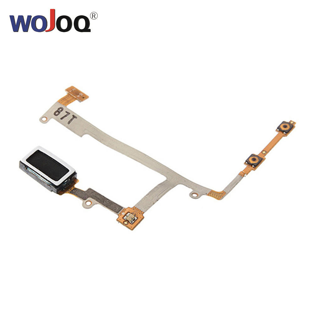 Original Parts Ear Earpiece For Samsung S3 I9300 I9305 I535 I747 L710 T999 Speaker Earpiece Audio Volume Button Flex Cable