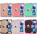 Bling Diamond Rubber Silicone Soft Shock Proof Case Cover For iPad mini 4 1pc