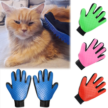 Pet-Cat-Glove Comb Hair-Removal-Brush Grooming-Supply Right-Hand Deshedding for Animal
