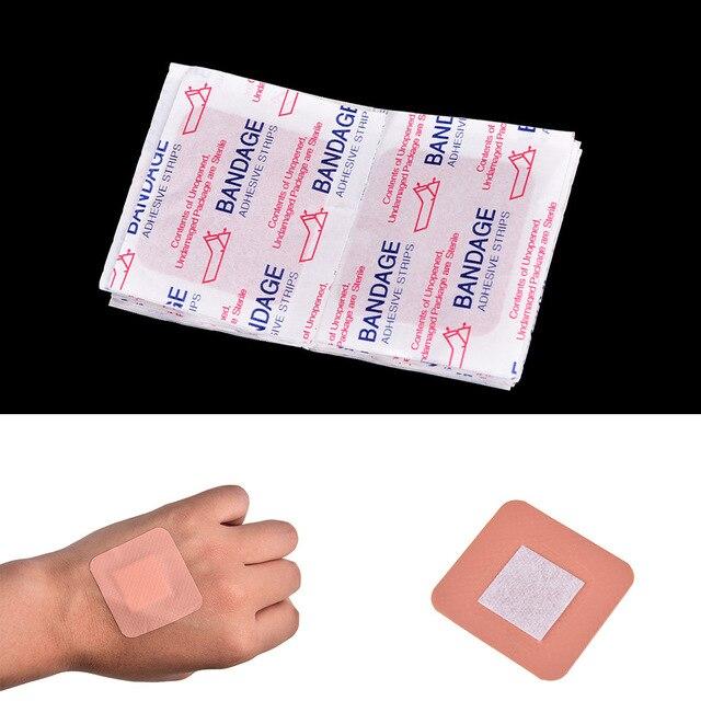 Bandages adhésifs étanches pour hémostase   20 pièces, Kit de premiers soins durgence pour enfants pour soins de la peau