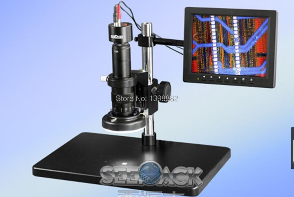 Ke a video okular mikroskop lupe ccd kamera system chip