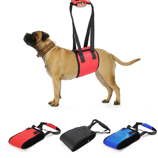 Dropship Large Dog Lift Support Harness for Canine Aid Lifting Older