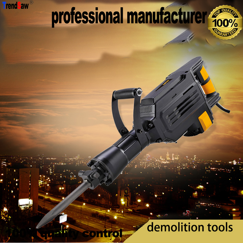 demolition hammer for stone cement broken bridge cutting at good price and fast deliery цена