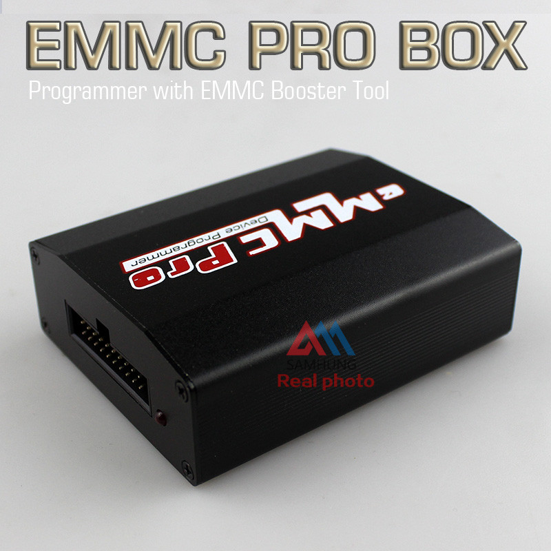 EMMC PRO BOX8