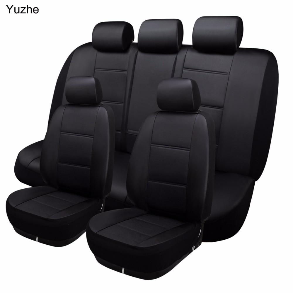 Универсальный чехол для автомобильного сиденья, для Toyota RAV4 PRADO COROLLA Camry Prius Reiz CROWN yaris, автомобильные аксессуары, чехлы для сидений