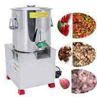 Máquina de Corte Moedor de Carne Elétrico Comercial JamieLin Multi-cinética máquina de Enchimento Máquina de Enchimento Máquina de Freio