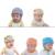 Gorras Bebé Safty Casco de Patinaje de Aprendizaje Cabeza Protector de Esquina Ajustable Sombrero Gorras de Algodón Traje De 0-8 Años de Edad para Los Niños