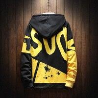 JCCHENFS 2018 Oversized Hip hop Hoodie Mens Fashion Brand Hooded Sweatshirt Swag Style Streetwear Hoody Men Hoodies Sweatshirts