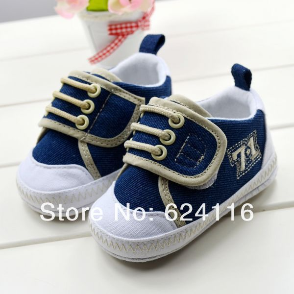 BX02 6pairs lot Top Gift Fashion British Style Newborn Baby First Walker Shoe Toddler Baby Shoes