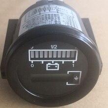 12 В/24 В/36 В/48 В/72 В/84 светодиодный цифровой индикатор заряда батареи с измерителем времени