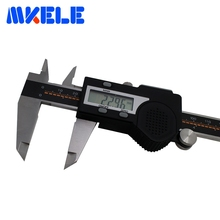 Economic Models 0-150mm Waterproof Digital Vernier Caliper Stainless Steel Electronic Caliper High-Accuracy Measurement Tools good quality stainless steel 0 6inch 150mm electronic digital caliper with lcd screen and metric conversation accuracy 0 02mm