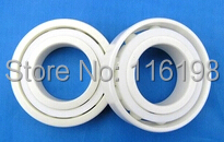 7202 7202CE ZrO2 full ceramic angular contact ball bearing 15x35x11mm
