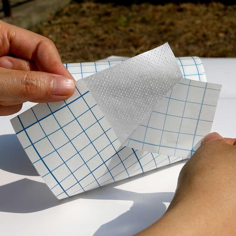 10 cm x 10 m Olmayan Dokuma Bant Cerrahi Bant Yapıştırıcı Nonwoven tıbbi bandaj Hipoalerjenik Yara Pansuman Fixomull Bantlar