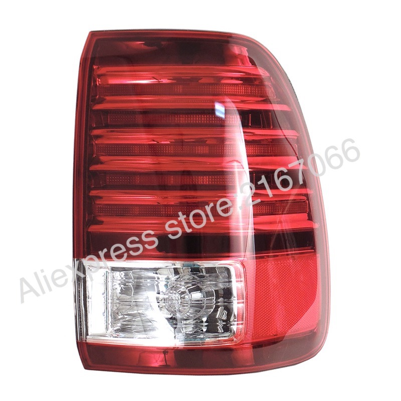 Tail Light RIGHT fits LEXUS LX470 2005 2006 2007 Rear Lamps Side Passenger Outer - LED