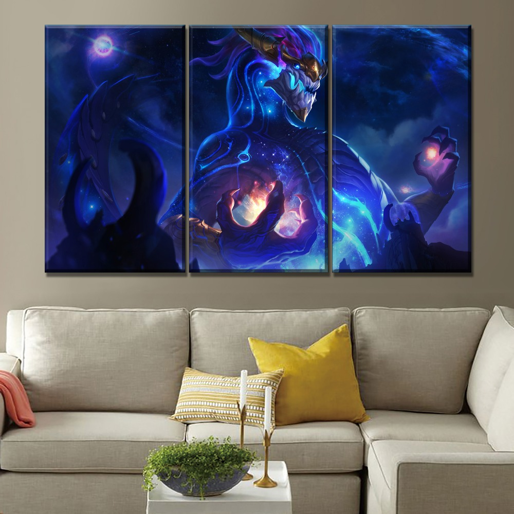 Canvas painting 3 piece home decorative living room wall - What type of paint for living room walls ...