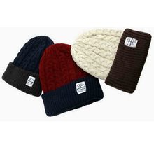 Men Warm Hats Beanie Hat 2016 Winter Knitting Hat For Unisex Caps Lady Beanie Knitted Caps Women's Hats Outdoor Sport Warm