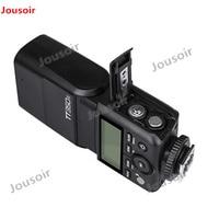 Godox Mini Speedlite TT350S Camera Flash TTL HSS GN36 for S Mirrorless DSLR Camera A7 A6000 A6500 CD50